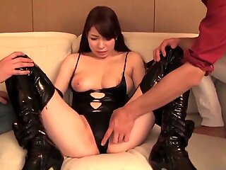 Convulsions SEX Out In Bondage Girl G Cup Transcendence
