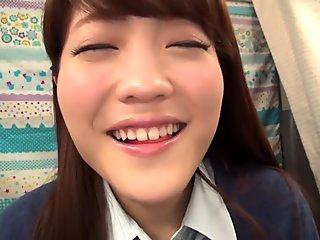 Crazy Japanese girl in Incredible Teens, HD JAV scene