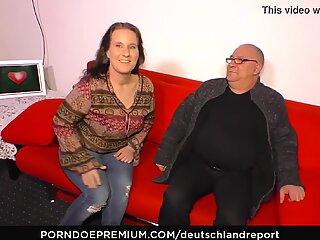 DEUTSCHLAND REPORT - Kinky BBW enjoys hardcore sex