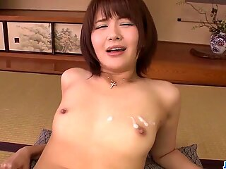 Saya Tachibana strong scenes of real Asian toy porn  - More at 69avs com