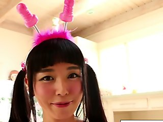 Marica Hase in Asian Legend Marica Hase Plays With An Enormous Sexy Toy - MaricaHase