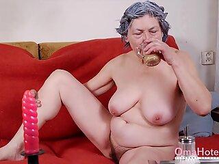 OmaHotel Matures and grannies masturbation