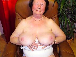 OmaGeiL Amateur Granny Old Pictures Compilation