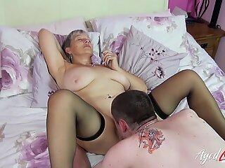 AgedLovE Savana Enjoying Harcore Sex Attention