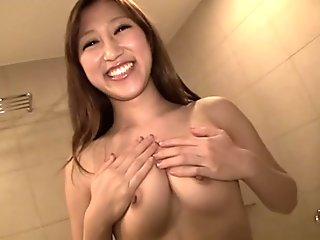 Horny Japanese girl in Hottest Teens, Amateur JAV clip