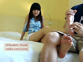 japanese schoolgirl soles Tickling