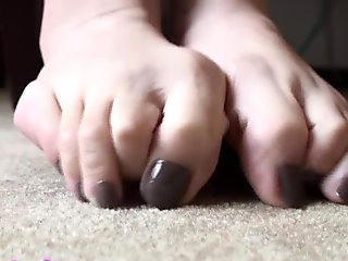 cherry Asian feet 2