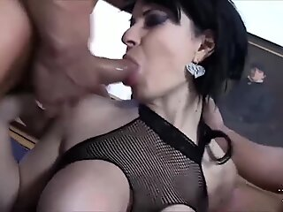 LECHE 69 Spanish Threesome special