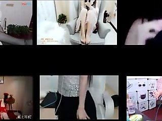 ASMR Asian licking, sucking, rubbing four video compilation