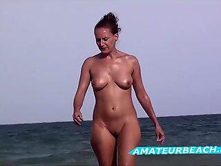 Amateurs Nude Beach Voyeur - Compilation Series Vol. 1