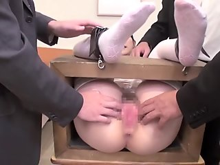 Best Japanese chick in Hottest BDSM, HD JAV movie
