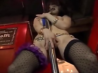 Japanese Micro Bikini Dancer - Haruka Ookoshi