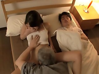 Exotic Japanese whore in Crazy HD, MILF JAV video